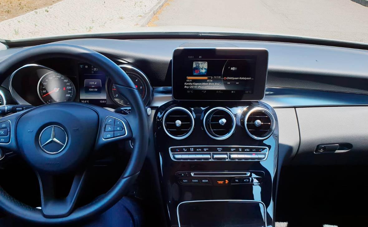 AutoHub - O seu centro de soluções Auto - Carros Como Novos - Carro Usado Mercedes-Benz C250 AT Avantgarde Plus_2