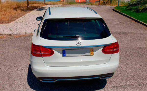AutoHub - O seu centro de soluções Auto - Carros como Novos - Carros usados - Mercedes-Benz C250 AT Avantgarde Plus usado