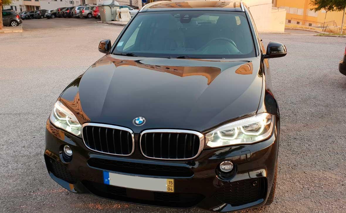AutoHub - O seu centro de soluções Auto - CarrosUsados - Carros Como Novos - Carro usado BMW X5_1