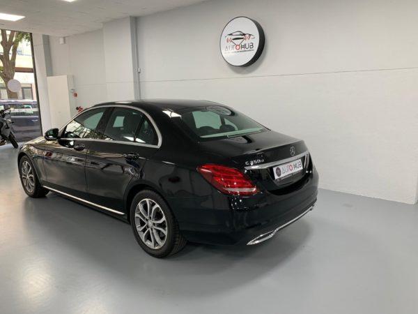 Mercedes C250 CDI Avantgarde_Carros usados Stand em Lisboa_4