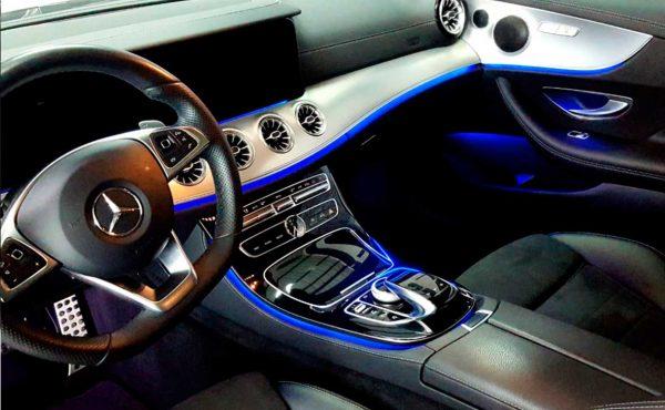 AutoHub - O seu centro de soluções Auto - CarrosUsados - Carros Como Novos - Carros Usados - Carro Usado Mercedes-Benz E 220 Coupe Bluetec 9G-T_5