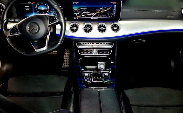 AutoHub - O seu centro de soluções Auto - CarrosUsados - Carros Como Novos - Carros Usados - Carro Usado Mercedes-Benz E 220 Coupe Bluetec 9G-T_6