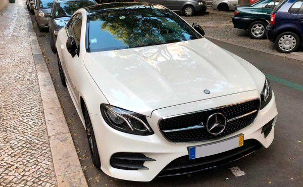 AutoHub - O seu centro de soluções Auto - CarrosUsados - Carros Como Novos - Carros Usados - Carro Usado Mercedes-Benz E 220 Coupe Bluetec 9G-T_8