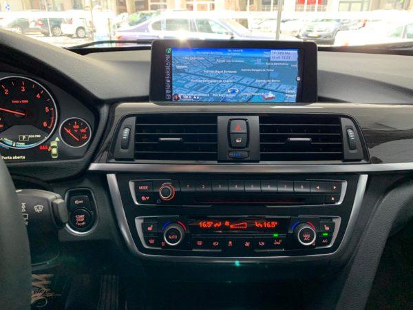 BMW Série 3 2014 cinza - Stand em Lisboa - Comprar BMW Usados - Carro Como Novo