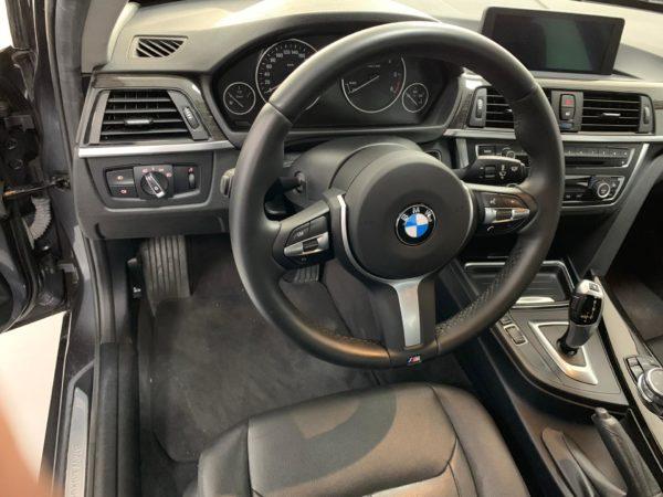BMW Série 3 2014 cinza - Stand em Lisboa - Comprar BMW Usados Como Novos