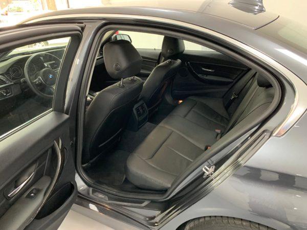BMW Série 3 2014 cinza - Stand em Lisboa - BMW Usados Como Novos