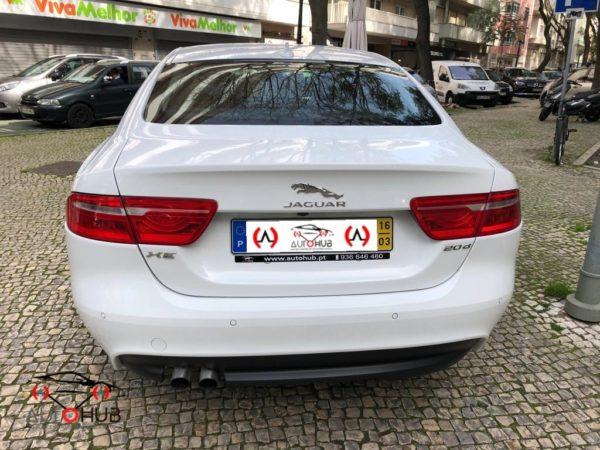 Jaguar XE Usados - Os melhores Carros Usados ao melhor Preço e Qualidade! Na Auto Hub encontra os melhores Jaguar Usados!