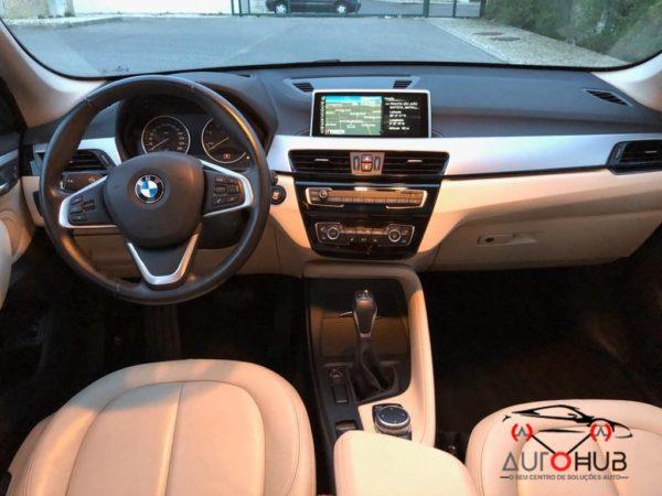 AutoHub - O seu centro de soluções Auto - Carros Usados - Carros Como Novos - Carros Usados - Carro Usado BMW X1 Usado 20d – 2015_3