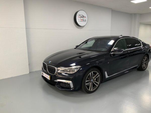 BMW Série 7 2015 usado_Stand Carros Usados Lisboa_Automóveis seminovos_2