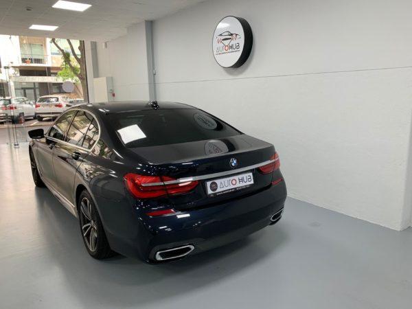 BMW Série 7 2015 usado_Stand Carros Usados Lisboa_Automóveis seminovos_3