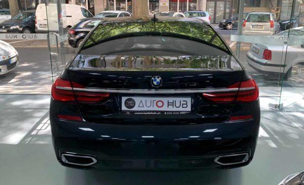 BMW Série 7 Usado 2015_Stand Carros Usados Lisboa_Automóveis seminovos