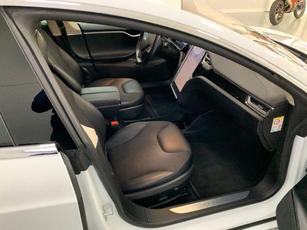 Tesla Model S70 Usado 2016 Stand Auto Hub Carros Usados e Seminovos A melhor seleção de automóveis Tesla Usados Stand em Lisboa_11