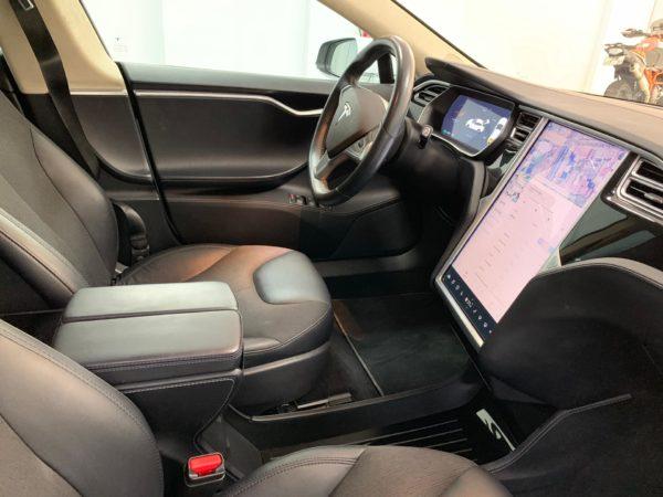 Tesla Model S S70 Usado 2016 Stand Auto Hub Carros Usados e Seminovos A melhor seleção de automóveis Tesla Usados Stand em Lisboa_12
