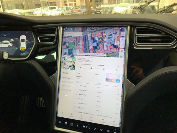 Tesla Model S S70 Usado 2016 Stand Auto Hub Carros Usados e Seminovos A melhor seleção de automóveis Tesla Usados Stand em Lisboa_13