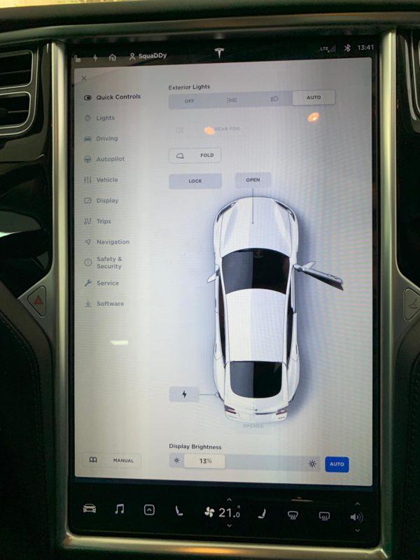 Tesla Model S S70 Usado 2016 Stand Auto Hub Carros Usados e Seminovos A melhor seleção de automóveis Tesla Usados Stand em Lisboa_14
