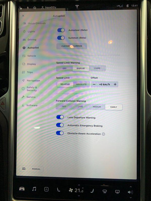 Tesla Model S S70 Usado 2016 Stand Auto Hub Carros Usados e Seminovos A melhor seleção de automóveis Tesla Usados Stand em Lisboa_15