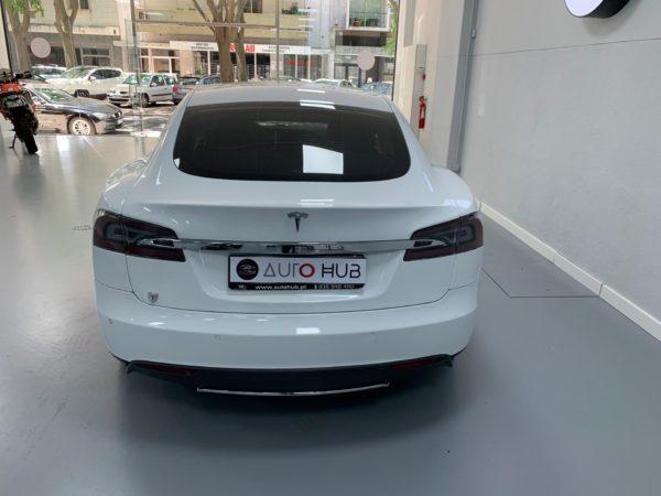 Tesla Model S70 Usado 2016 Stand Auto Hub Carros Usados e Seminovos A melhor seleção de automóveis Tesla Usados Stand em Lisboa_7