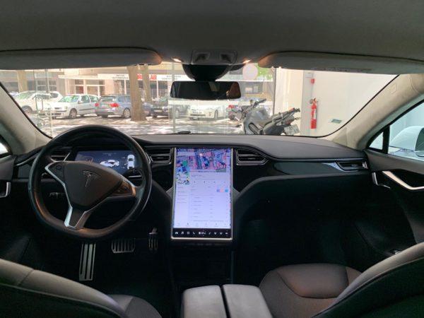 Tesla Model S70 Usado 2016 Stand Auto Hub Carros Usados e Seminovos A melhor seleção de automóveis Tesla Usados Stand em Lisboa_8