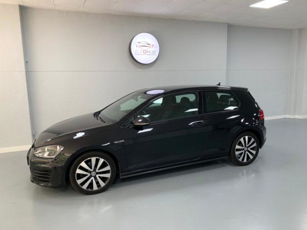 Volkswagen Golf GTD 2014 Usado Stand Veículos Usados em Lisboa - Carros Usados Auto Hub - Automóveis como Novos_2