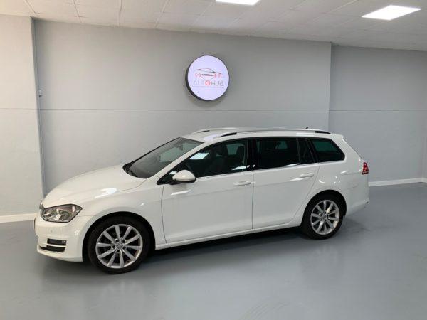 Volkswagen Golf Variant Usado 2014 Stand Automóveis Usados Carros Usados Stand em Lisboa_2