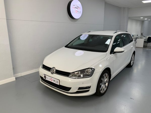 Volkswagen Golf Variant Usado 2014 Stand Automóveis Usados Carros Usados Stand em Lisboa_4