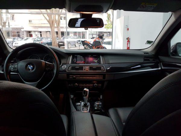 BMW Série 5 520 Luxury Usado 2015 Stand Automóveis em Lisboa Auto Hub Carros Usados Como Novos em Portugal_7