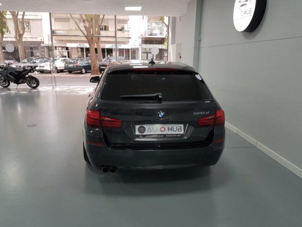 BMW Série 5 520 Luxury Usado 2015 Stand Automóveis em Lisboa Auto Hub Carros Usados como novo em Portugal_10