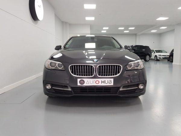 BMW Série 5 520 Luxury Usado 2015 Stand Automóveis em Lisboa Auto Hub Carros Usados como novo em Portugal_12