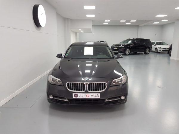 BMW Série 5 520 Luxury Usado 2015 Stand Automóveis em Lisboa Auto Hub Carros Usados como novo em Portugal_13