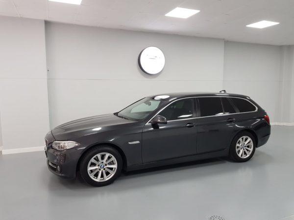 BMW Série 5 520 Luxury Usado 2015 Stand Automóveis em Lisboa Auto Hub Carros Usados como novo em Portugal_14