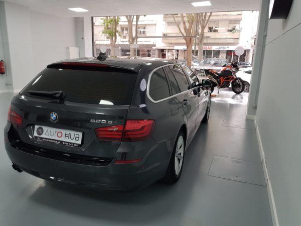 BMW Série 5 520 Luxury Usado 2015 Stand Automóveis em Lisboa Auto Hub Carros Usados como novo em Portugal_9