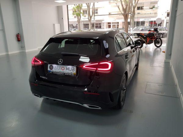Mercedes Classe A 180 2019 AMG Usado - Stand em Lisboa - Melhor seleção de automóveis usados de qualidade - Carro Usado Como Novo_1