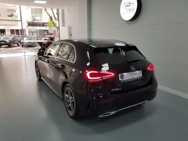 Mercedes Classe A 180 2019 AMG Usado - Stand em Lisboa - Melhor seleção de automóveis usados de qualidade - Carro Usado Como Novo_8