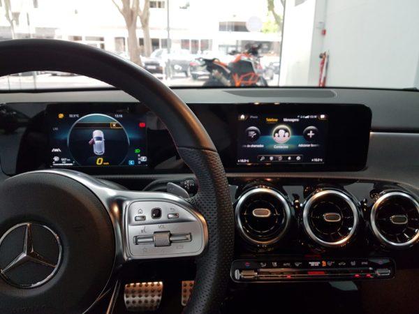 Mercedes Classe A 180 2019 AMG Usado - Stand em Lisboa - Melhor seleção de automóveis usados de qualidade - Carros Seminovos_5