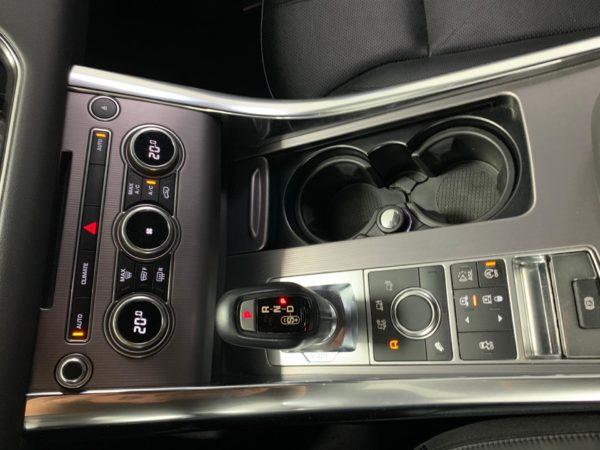 Range Rover Sport Usado 2014 Stand Veículos Usados Lisboa Carro Usado Land Rover Automóveis Usados