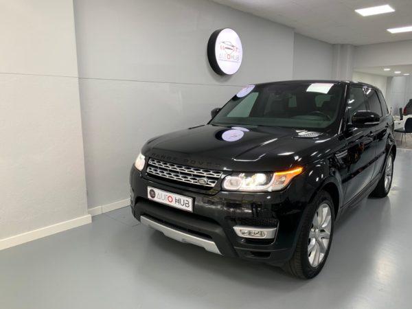 Range Rover Sport Usado 2014 Stand Veículos Usados Lisboa Carro Usado Land Rover Stand em Lisboa