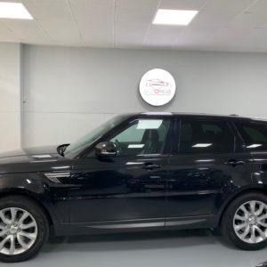 Range Rover Sport Usado 2014 Stand Veículos Usados Lisboa Carro Usado Land Rover em Lisboa