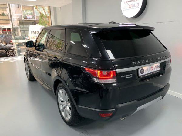 Range Rover Sport Usado 2014 Stand Viaturas Usados Lisboa Carro Usado Land Rover em Lisboa