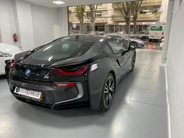 BMW i8 2015 usado 2015_Stand Carros Usados Lisboa_Automóveis BMW em Lisboa seminovos_Stand Auto Hub