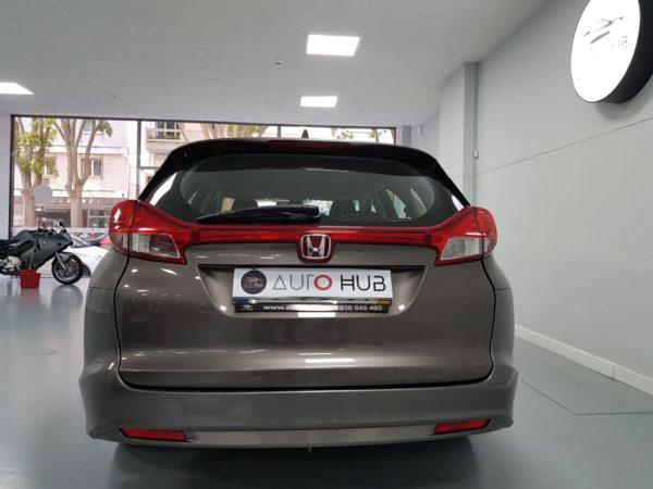 Honda Civic T Usado 2014 _Automóveis Usados_Stand em Portugal_10