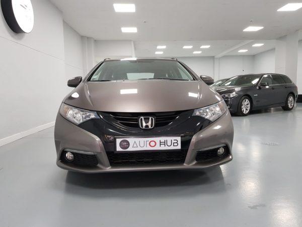 Honda Civic T Usado 2014 _Automóveis Usados_Stand em Portugal_11