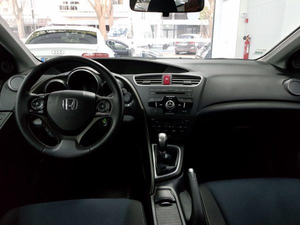 Honda Civic T Usado 2014 _Automóveis Usados_Stand em Portugal_5