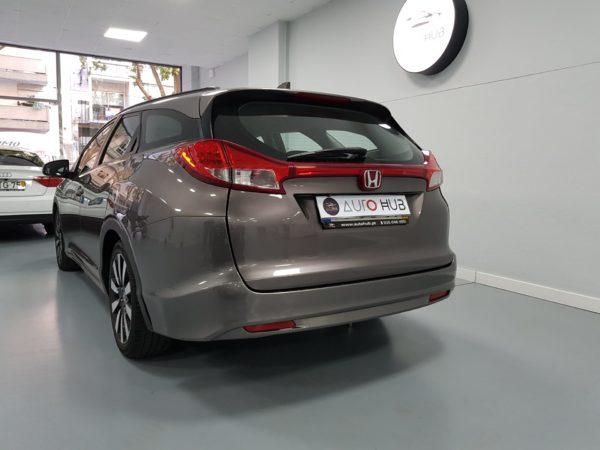 Honda Civic T Usado 2014 _Automóveis Usados_Stand em Portugal_9