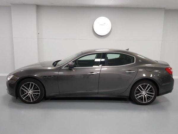 Maserati Ghibli Usado 2015 Stand Auto Hub Lisboa - Automóveis Usados com Qualidade e Garantia