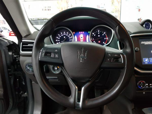Maserati Ghibli Usado 2015 Stand Auto Hub Lisboa - Automóveis Usados com Qualidade e Garantia_12