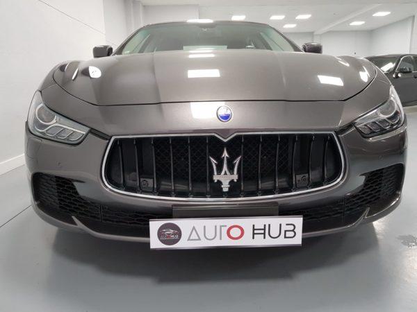 Maserati Ghibli Usado 2015 Stand Auto Hub Lisboa - Automóveis Usados com Qualidade e Garantia_5