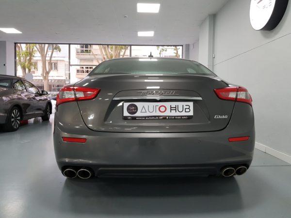 Maserati Ghibli Usado 2015 Stand Auto Hub Lisboa - Automóveis Usados com Qualidade e Garantia_7
