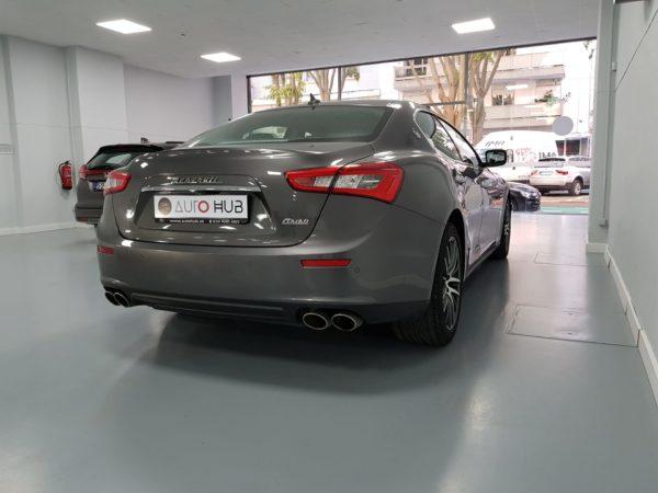 Maserati Ghibli Usado 2015 Stand Auto Hub Lisboa - Automóveis Usados com Qualidade e Garantia_9