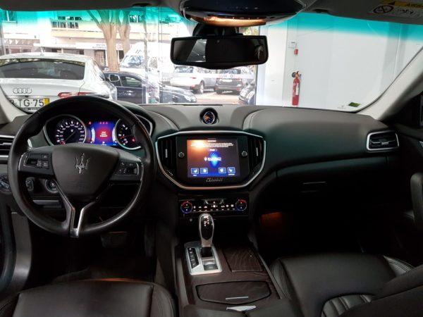 Maserati Ghibli Usado 2015 - Stand Auto Hub em Lisboa - Carros Usados com Garantia_11