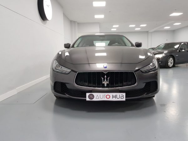Maserati Ghibli Usado 2015 - Stand Auto Hub em Lisboa - Carros Usados com Garantia_3
